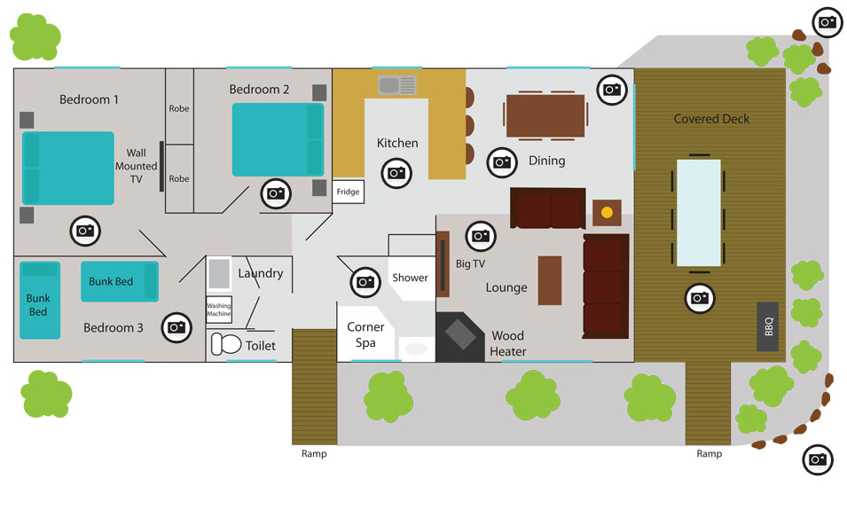 Property Layout Grampians Vista